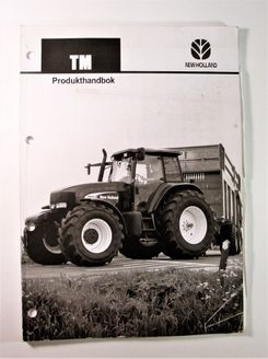 New Holland TM produkthandbok
