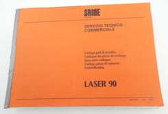 Same Laser 90 Spare parts catalogue