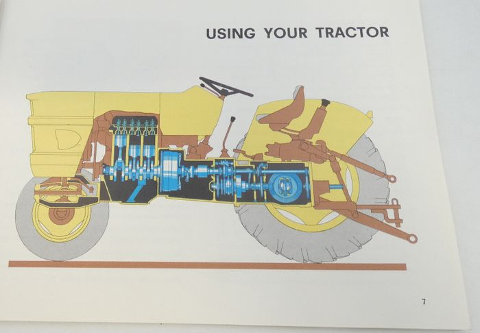 Fiat - you and your tractor