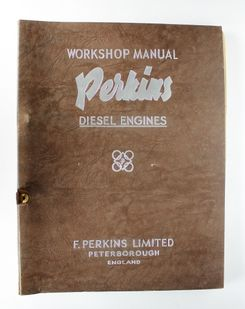Perkins Diesel Workshop Manual