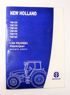 New Holland TM120 TM130 TM140 TM155 TM175 TM190 Liite