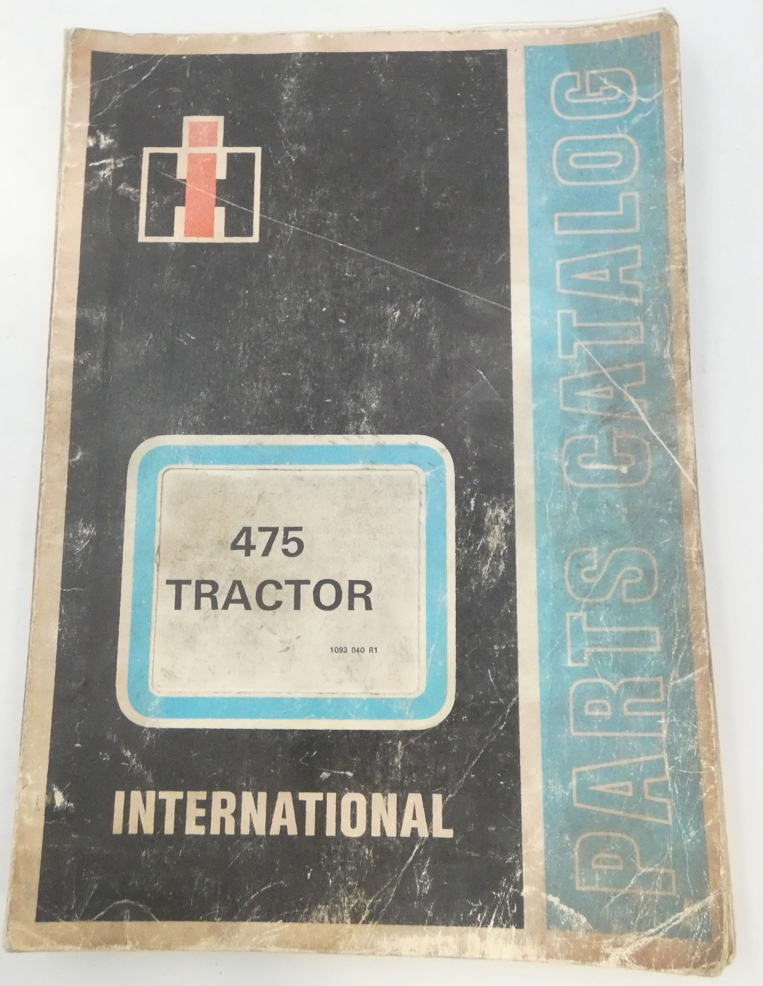 International 475 tractor parts catalog