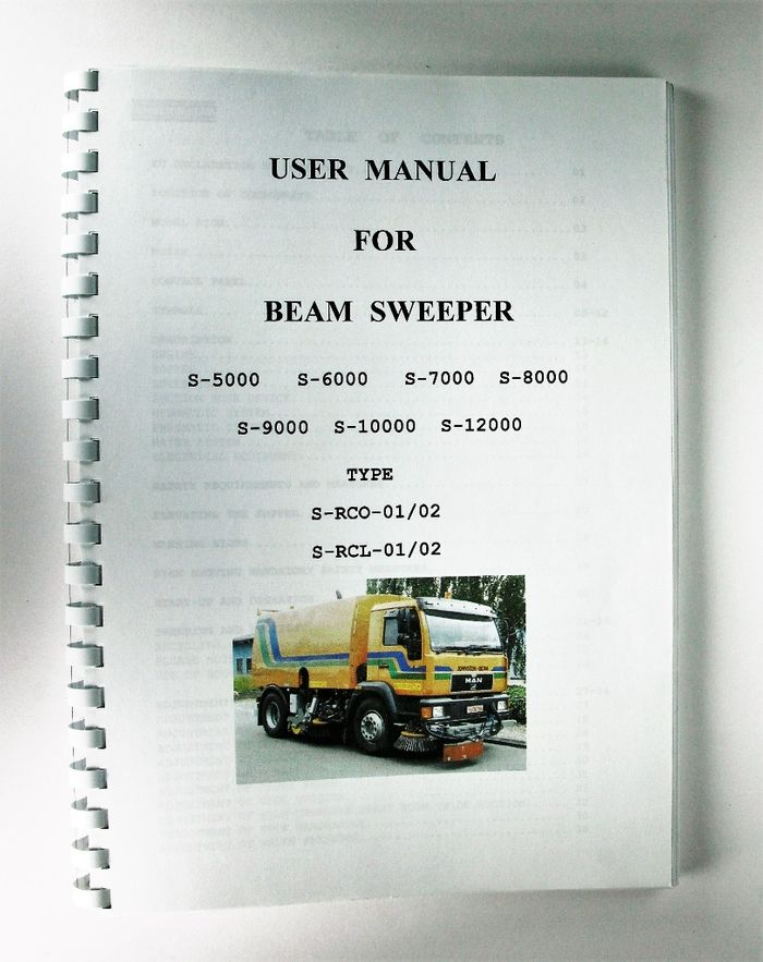 Beam Sweeper User Manual