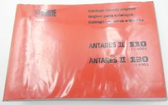 Same Antares II 110 and 130 original parts catalogue