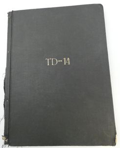International TD-14 operation manual